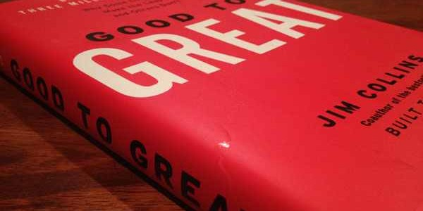 Book Notes Goodto Great by Jim Collins